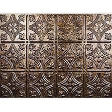 Amazoncom Backsplash Tile Savannah Bronze Fantasy Home  Kitchen - Bronze backsplash tiles