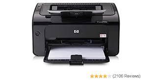 Fabuloso Amazon.com: HP LaserJet Pro P1102w Wireless Laser Printer (CE658A  &QF35