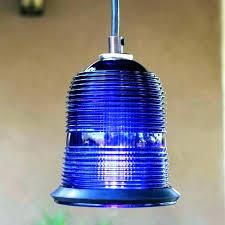 Cobalt Blue Mini Pendant Lights Cobalt Blue Mini Pendant Lights Or Lighting Black Copper One Light