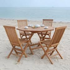 Teak Patio Outdoor Furniture by Furniture Ideas Hexagon Patio Table With Teak Patio Furniture And