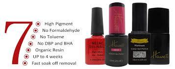 2017 sale popular private labels oem msds nail polish uv gel