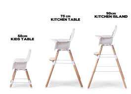 high chair converts to table and chair childhome evolu 2 danish by design
