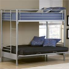 Bunk Bed With Sofa by 27 Best Beds Twin Over Double Images On Pinterest Twin Metal