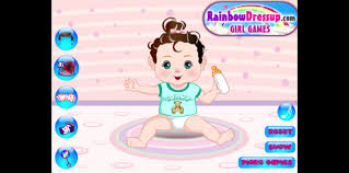 girly toddler games