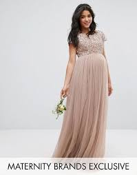 blush maternity bridesmaid dresses best 25 maternity sequin dresses ideas on maternity
