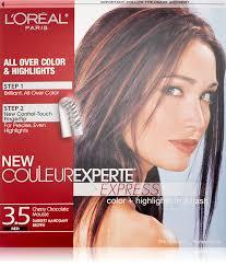 2015 wend hair colour l oreal paris couleur experte express darkest mahogany brown