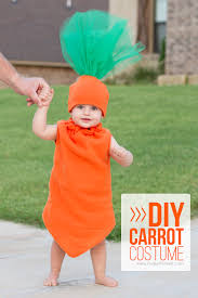 diy carrot costume halloween pinterest carrots costumes and