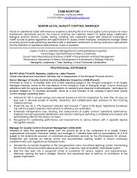 quality control inspector resume how to write a resignation letter