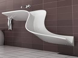 Wall Mount Bathroom Vanities by Bathroom Unique Wood Distressed Bathroom Vanity For Double Sinks