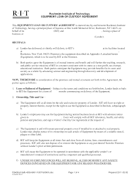 doc 585560 standard loan agreement template free u2013 loan contract