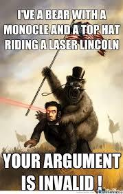 Laser Meme - laser lincoln by anejavishesh meme center