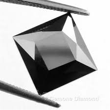 princess cut black engagement rings 4 carat princess cut black from gemone
