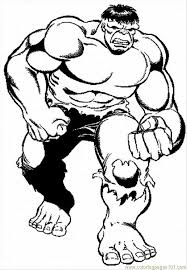 hulk free lrg coloring free hulk coloring pages