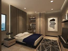 Interior Design Master Bedroom Images The Master Bedroom Of An Apartment In Sudirman Jakarta Designed