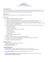design resume example instructional design resumes samples design resume sample resume employment education skills graphic diagram work experience resume templates for pages resume template pages job finance