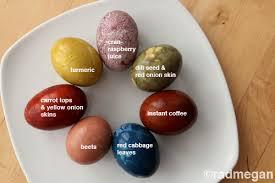 easter egg dyes egg dye a rainbow of options radmegan