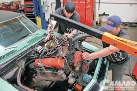 1967 camaro engine 1967 chevy camaro rs engine bay cleaning camaro performers magazine
