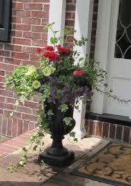 Front Door Planters by 257 Best 2017 Outdoor Planters Images On Pinterest Gardening