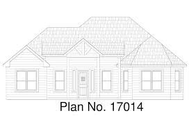 house plans 2001 to 2500 sq ft house plans by dauenhauer house plan 17014 front