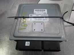 audi computer engine computer module ecu ecm 8k5907551c audi 3 0l v6 cgxc s4 b8