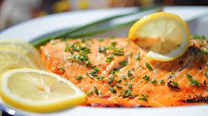 cuisiner un saumon entier saumon mariné au barbecue recettes allrecipes québec