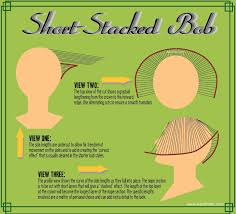 how to cut hair in a stacked bob short stacked bob hair pinterest short stacked bobs stacked