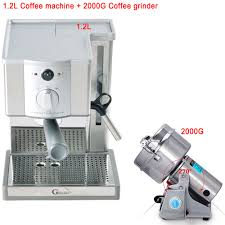 Coffee Grinder Espresso Machine Espresso Machine Italian Promotion Shop For Promotional Espresso