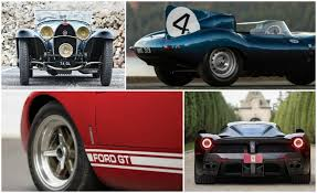 all the cars all the the top 25 most expensive cars sold at the 2016