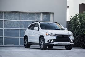 mitsubishi outlander 2018 mitsubishi outlander sport a crossover for those who prefer