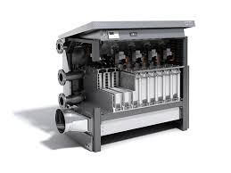 modular unit modular condensing modular unit modulex ext by unical ag