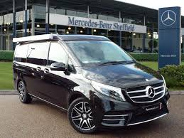 mercedes v 220 mercedes v class v 220 marco polo amg line for