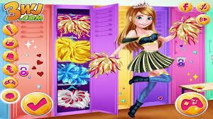dress up games for kids disney princess elsa anna and snow white