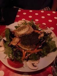 cuisine cote sud cote sud salad picture of la cuisine des anges remy de