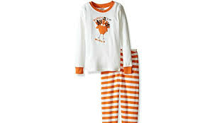 thanksgiving pajamas for isle of baby