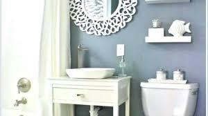 Ideas On Bathroom Decorating Bathroom Decor Themes Small Bathroom Design Ideas Bathroom Wall
