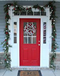 40 festive door decoration ideas ideas and inspiration