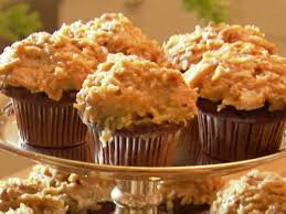 german chocolate cupcakes recipe ina garten food network
