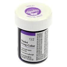 gel paste food coloring canada periodic tables