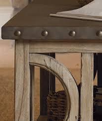 twilight bay wyatt coffee table lexington furniture twilight bay wyatt cocktail table in driftwood