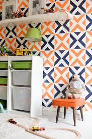 best 25 stenciled accent walls ideas on pinterest wall painting stenciled accent wall with royal design stencils 31