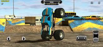 bigfoot monster truck game monster truck destruction on the app store