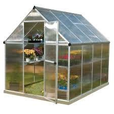 Greenhouse 6x8 Greenhouse Kits