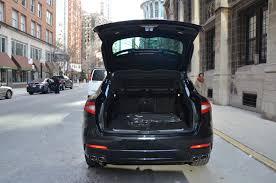 maserati levante trunk 2017 maserati levante s stock 28466 for sale near chicago il