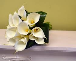 chesters flowers calla bridal bouquet from chester s flowers in utica ny