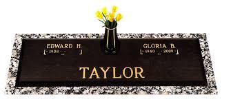bronze grave markers cheap companion bronze grave markers atlanta headstones