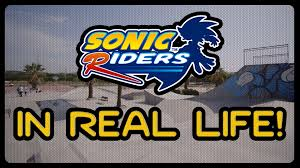 lexus hoverboard footage sonic riders in real life youtube