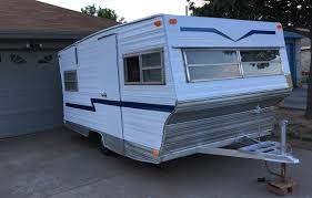 1969 aristocrat lo liner vintage travel trailers pinterest
