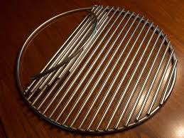 fire pit cooking grates heavy duty the grate also features a