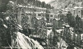 Bad Gastein Geschichte U0026 Tradition Bad Gastein Mit Wasserfall U2013