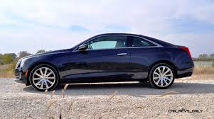 cadillac ats awd review drive review 2015 cadillac ats coupe 3 6 awd drives well